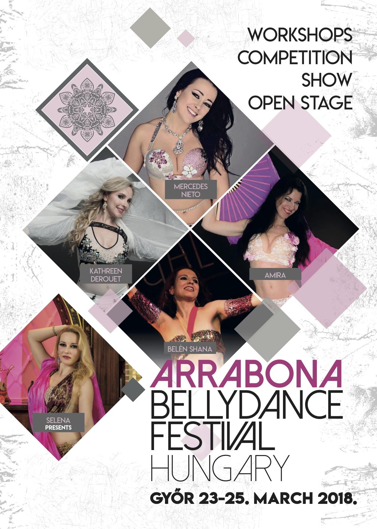 Plakát Nagy Arrabona 2018