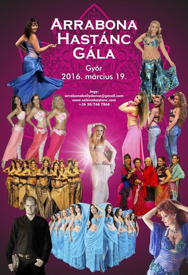 Arrabona Hastanc Gala 2016 Plakat
